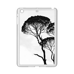 Silhouette Photo Of Trees Ipad Mini 2 Enamel Coated Cases by Samandel