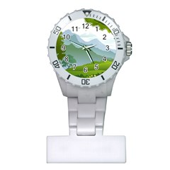 Forest Landscape Photography Illustration Plastic Nurses Watch