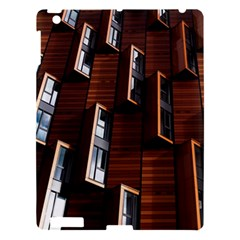 Abstract Architecture Building Business Apple Ipad 3/4 Hardshell Case by Samandel