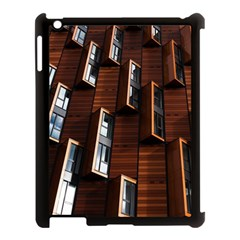 Abstract Architecture Building Business Apple Ipad 3/4 Case (black) by Samandel