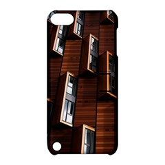 Abstract Architecture Building Business Apple Ipod Touch 5 Hardshell Case With Stand