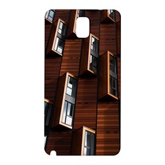 Abstract Architecture Building Business Samsung Galaxy Note 3 N9005 Hardshell Back Case