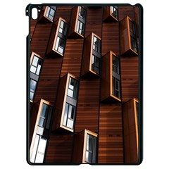 Abstract Architecture Building Business Apple Ipad Pro 9 7   Black Seamless Case