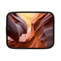 Light Landscape Nature Red Netbook Case (small)
