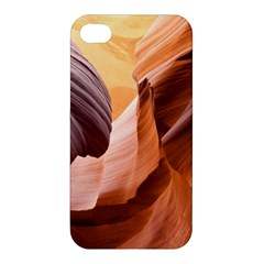 Light Landscape Nature Red Apple Iphone 4/4s Hardshell Case