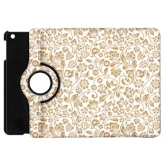 Vector Classical Pattern Apple Ipad Mini Flip 360 Case