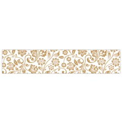 Vector Classical Pattern Small Flano Scarf