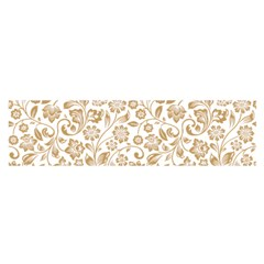 Vector Classical Pattern Satin Scarf (oblong)