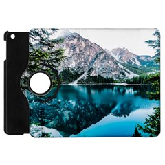 Daylight Forest Glossy Lake Apple Ipad Mini Flip 360 Case by Samandel
