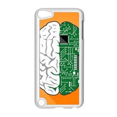 Technology Brain Digital Creative Apple Ipod Touch 5 Case (white) by Samandel