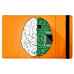 Technology Brain Digital Creative Apple Ipad Pro 12 9   Flip Case