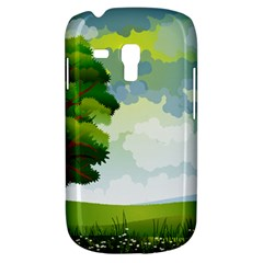 Landscape Nature Natural Sky Samsung Galaxy S3 Mini I8190 Hardshell Case by Samandel