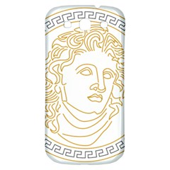 Apollo Design Draw Vector Nib Samsung Galaxy S3 S Iii Classic Hardshell Back Case