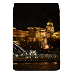 Budapest Buda Castle Building Scape Removable Flap Cover (s)