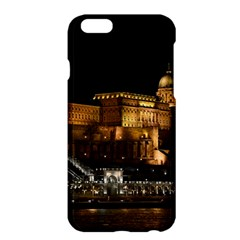 Budapest Buda Castle Building Scape Apple Iphone 6 Plus/6s Plus Hardshell Case