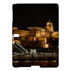 Budapest Buda Castle Building Scape Samsung Galaxy Tab S (10 5 ) Hardshell Case  by Samandel