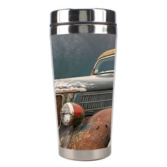 Auto Old Car Automotive Retro Stainless Steel Travel Tumblers