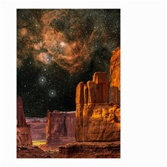 Geology Sand Stone Canyon Small Garden Flag (two Sides) by Samandel