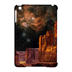 Geology Sand Stone Canyon Apple Ipad Mini Hardshell Case (compatible With Smart Cover) by Samandel