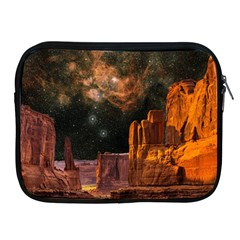 Geology Sand Stone Canyon Apple Ipad 2/3/4 Zipper Cases by Samandel
