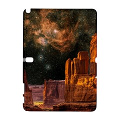 Geology Sand Stone Canyon Samsung Galaxy Note 10 1 (p600) Hardshell Case