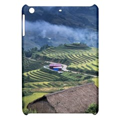 Rock Scenery The H Mong People Home Apple Ipad Mini Hardshell Case