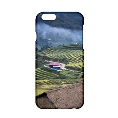 Rock Scenery The H Mong People Home Apple Iphone 6/6s Hardshell Case by Samandel