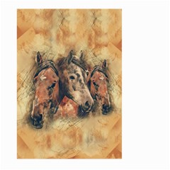 Head Horse Animal Vintage Large Garden Flag (two Sides)