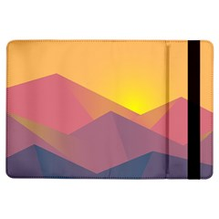Image Sunset Landscape Graphics Ipad Air Flip