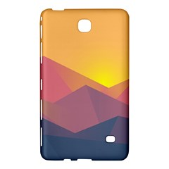 Image Sunset Landscape Graphics Samsung Galaxy Tab 4 (8 ) Hardshell Case