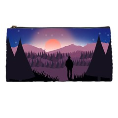 Dusk Sunset Dawn Sky Evening Pencil Cases