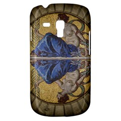 Mosaic Painting Glass Decoration Samsung Galaxy S3 Mini I8190 Hardshell Case