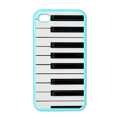 Keybord Piano Apple Iphone 4 Case (color)