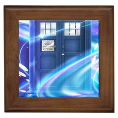 Tardis Space Framed Tiles