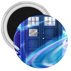Tardis Space 3  Magnets