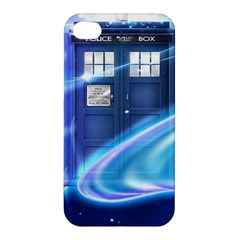 Tardis Space Apple Iphone 4/4s Hardshell Case