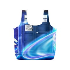 Tardis Space Full Print Recycle Bag (s)