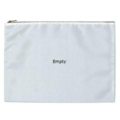 Every Day Is A Great Day Cosmetic Bag (xxl) by Sapixe