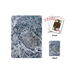 Marble Pattern Playing Cards (mini) by Alisyart