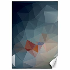 Triangle Geometry Trigonometry Canvas 20  X 30