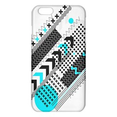Green Geometric Abstract Iphone 6 Plus/6s Plus Tpu Case by Mariart