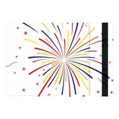 Graphic Fireworks Decorative Apple Ipad Pro 10 5   Flip Case by AnjaniArt