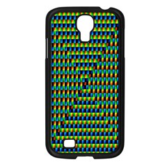 Kaleidoscope Art Unique Samsung Galaxy S4 I9500/ I9505 Case (black) by AnjaniArt