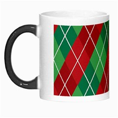 Christmas Triangle Morph Mugs