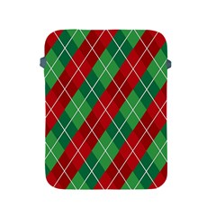 Christmas Triangle Apple Ipad 2/3/4 Protective Soft Cases