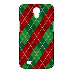 Christmas Triangle Samsung Galaxy Mega 6 3  I9200 Hardshell Case