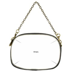 Radial Blur Estiq Spiral Chain Purse (two Sides)