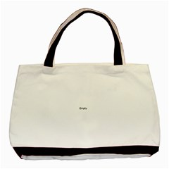 Radial Blur Estiq Spiral Basic Tote Bag (two Sides)