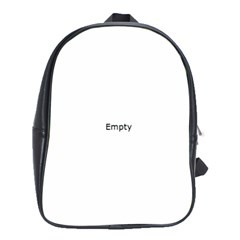 Radial Blur Estiq Spiral School Bag (xl)