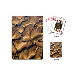 Mud Muddy Playing Cards (mini) by Mariart
